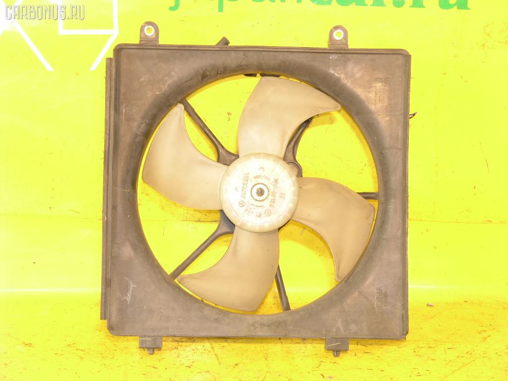 Вентилятор радиатора ДВС HONDA ACCORD CF4 F20B. Фото 2