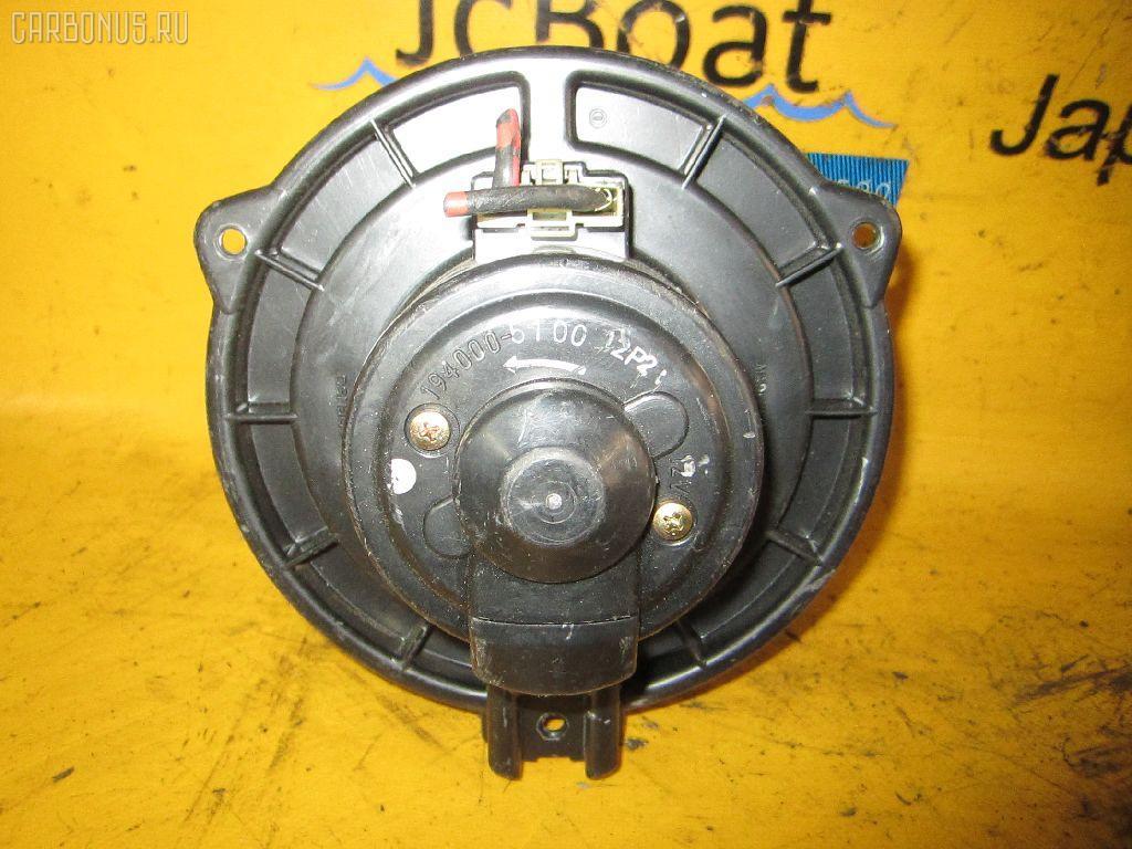 Мотор печки TOYOTA SOARER JZZ30. Фото 3