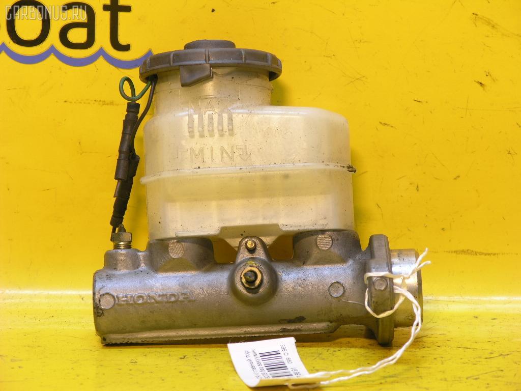 Главный тормозной цилиндр HONDA CR-V RD2 B20B. Фото 1
