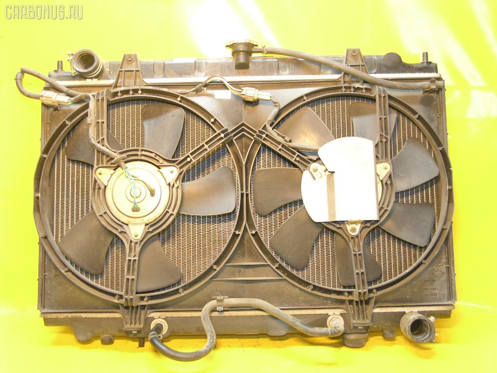 Радиатор ДВС NISSAN CEFIRO WAGON WA32 VQ20DE. Фото 3