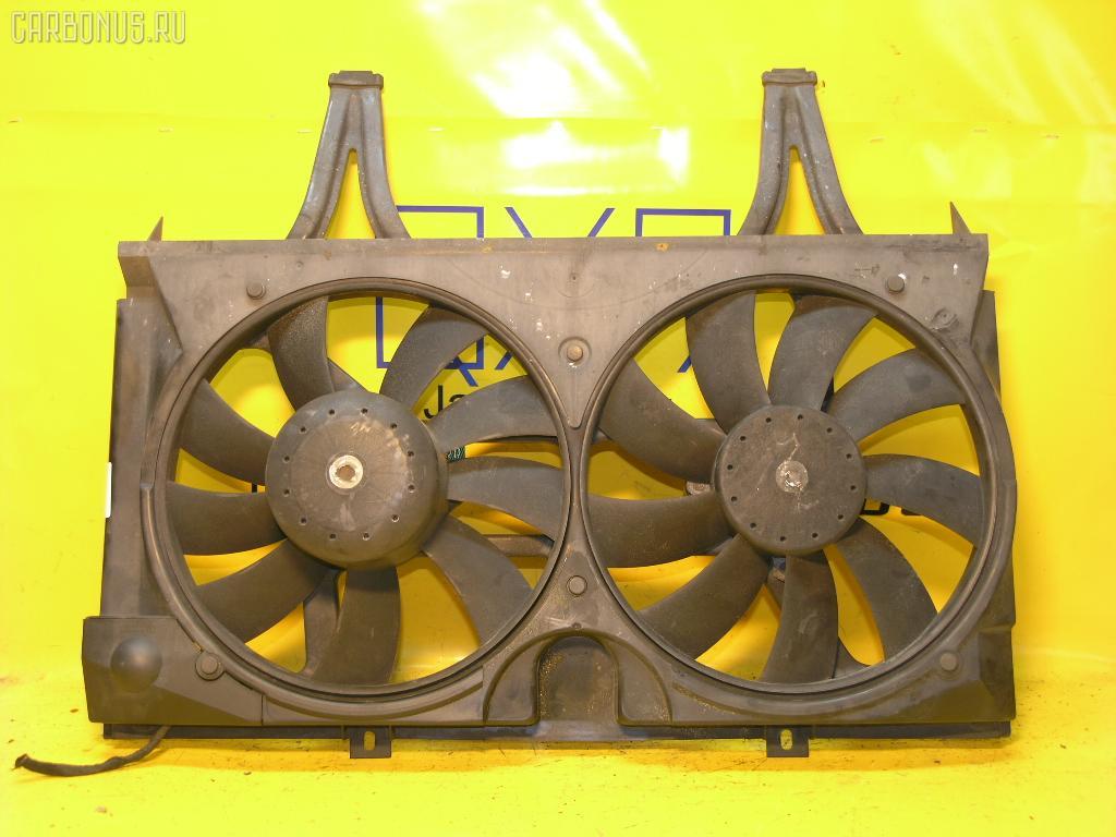 Вентилятор радиатора кондиционера MERCEDES-BENZ E-CLASS W210.055 104.995. Фото 4