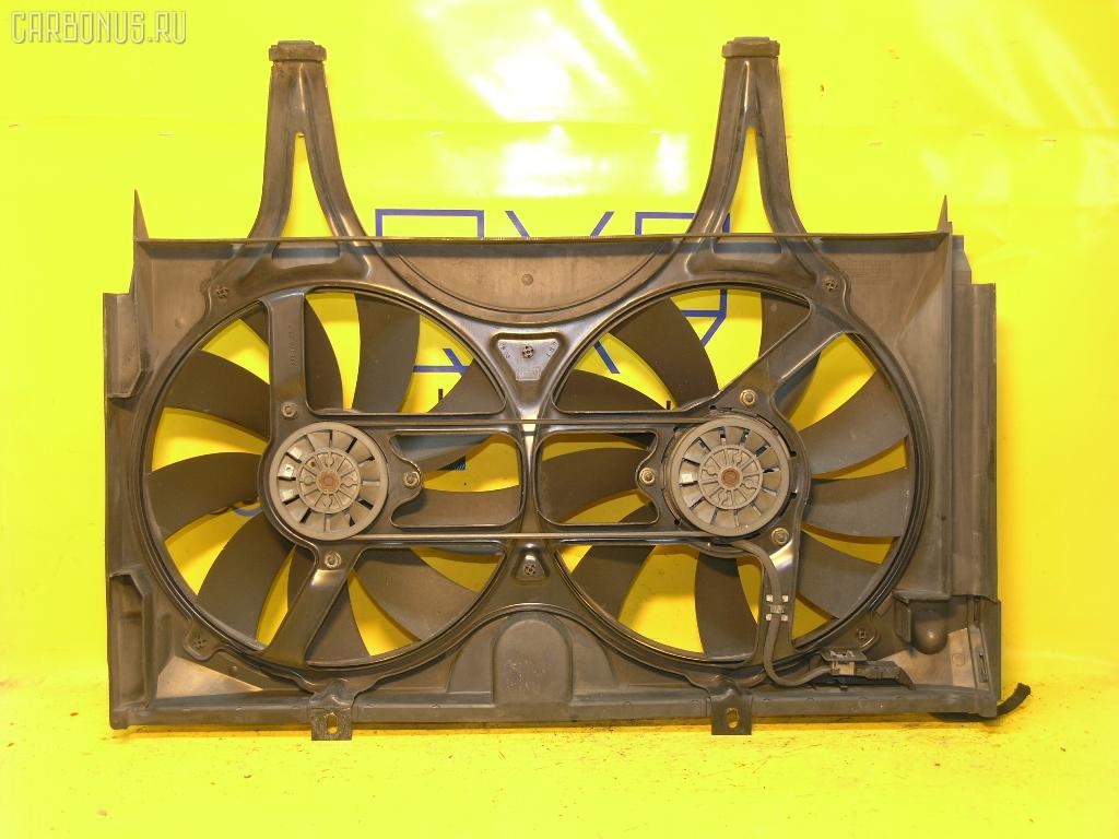 Вентилятор радиатора кондиционера MERCEDES-BENZ E-CLASS W210.055 104.995. Фото 5