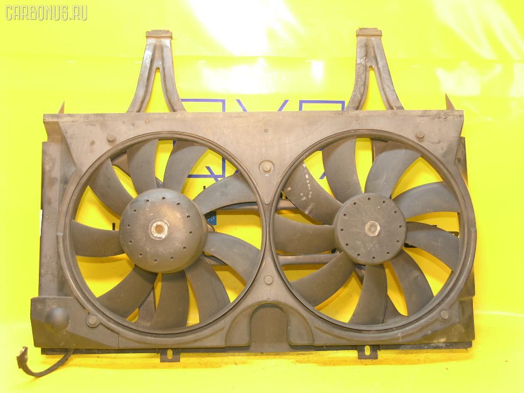 Вентилятор радиатора кондиционера MERCEDES-BENZ E-CLASS W210.055 104.995. Фото 7