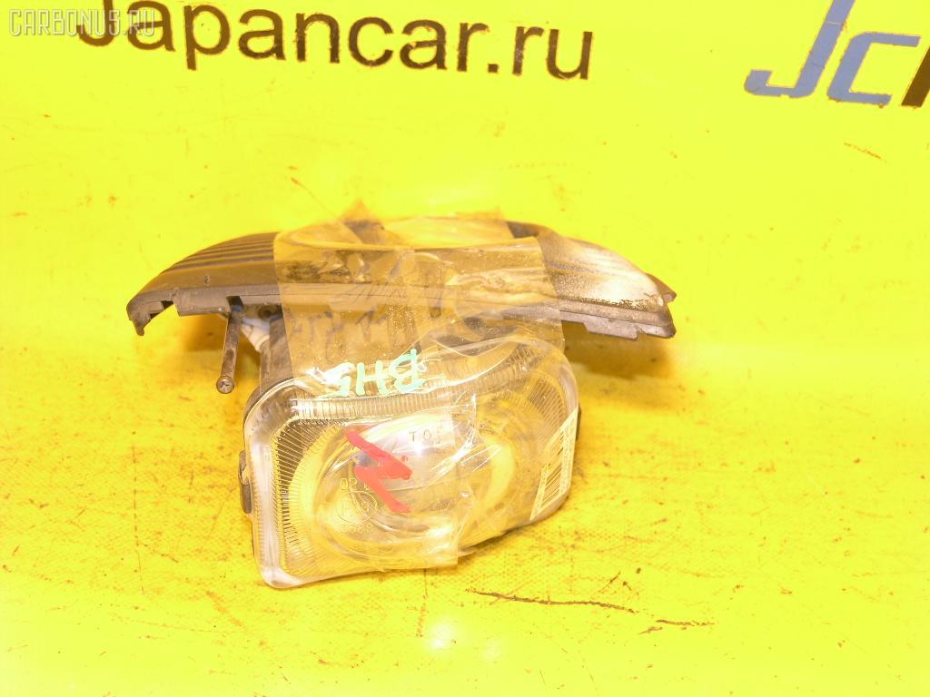 Туманка бамперная SUBARU LEGACY WAGON BH5. Фото 8