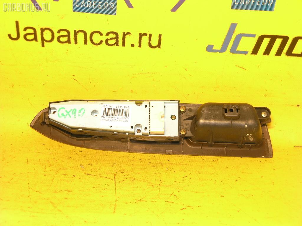 Блок упр-я стеклоподъемниками TOYOTA GX90. Фото 9