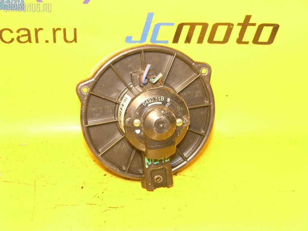 Мотор печки TOYOTA PLATZ NCP12. Фото 1
