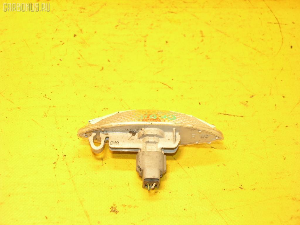 Поворотник в крыло TOYOTA VITZ SCP10. Фото 10