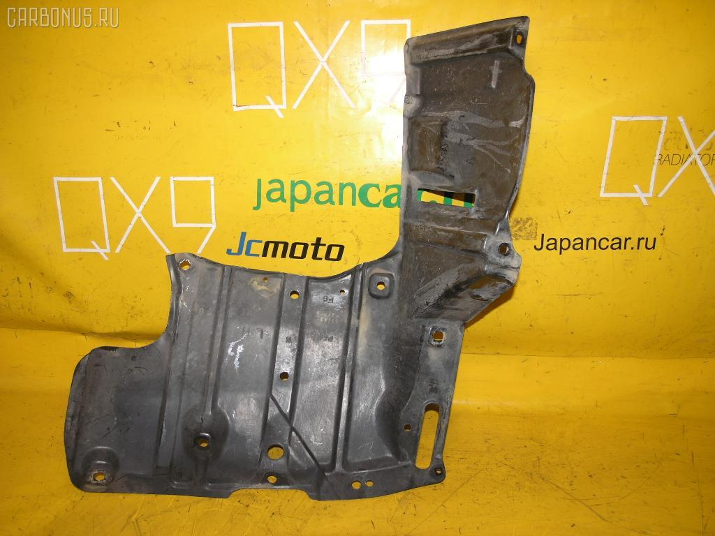 Защита двигателя TOYOTA CARINA AT192 5A-FE. Фото 1