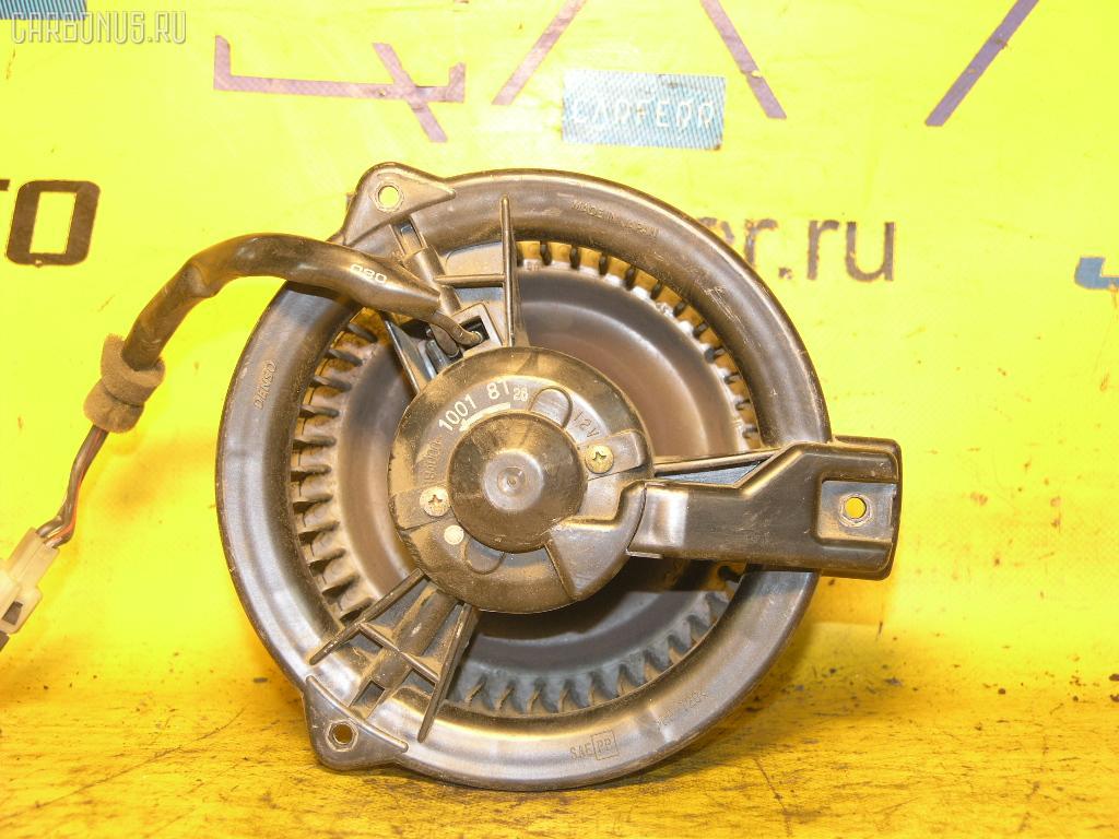 Мотор печки TOYOTA PRIUS NHW10. Фото 5