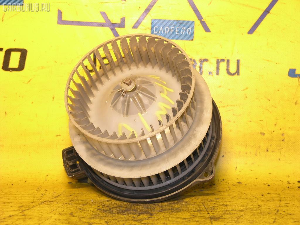 Мотор печки TOYOTA PRIUS NHW10. Фото 6