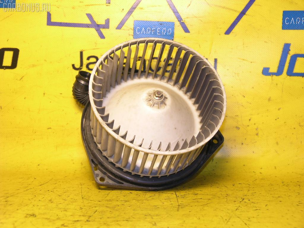 Мотор печки NISSAN PRIMERA CAMINO WAGON WQP11. Фото 2