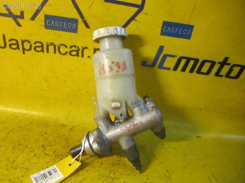 Главный тормозной цилиндр MITSUBISHI PAJERO MINI H53A 4A30. Фото 2