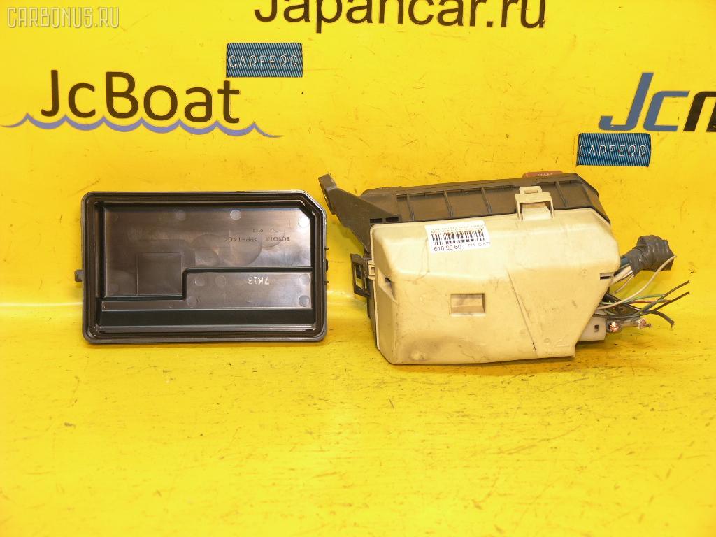 Блок предохранителей TOYOTA COROLLA AE110 5A-FE. Фото 2