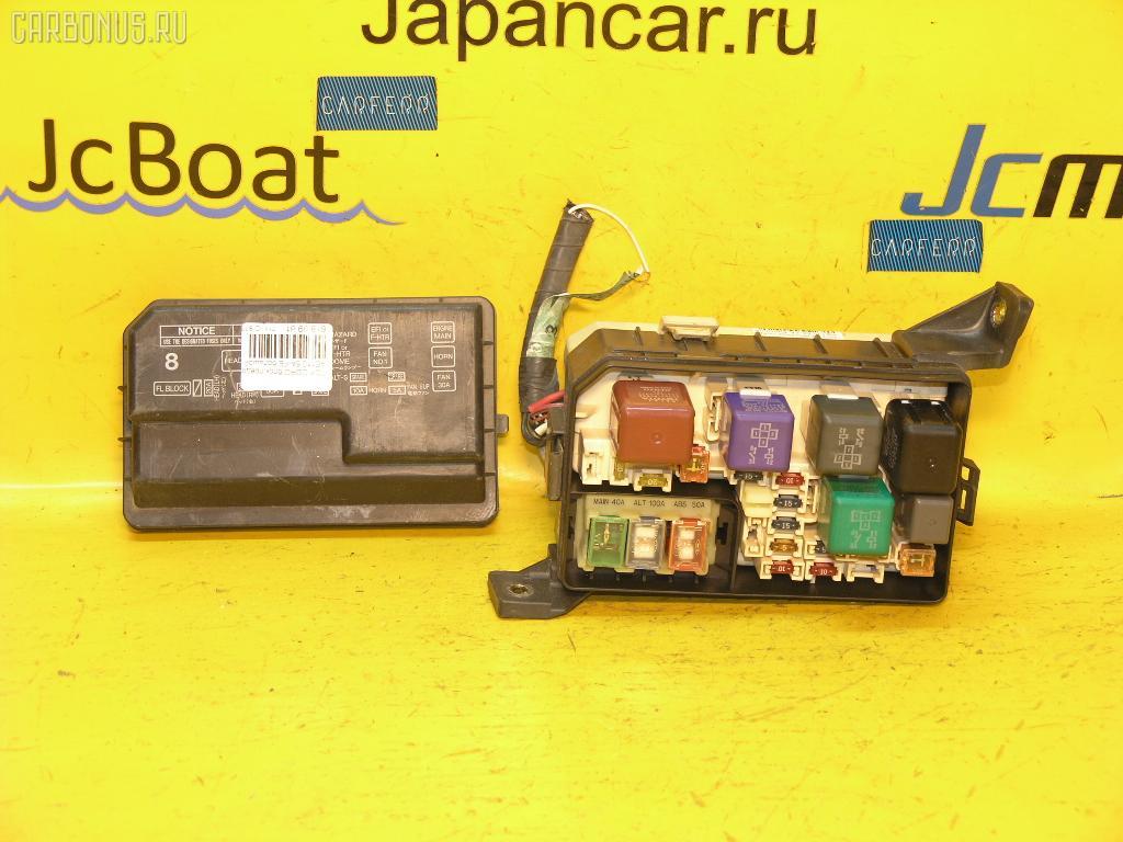 Блок предохранителей TOYOTA COROLLA AE110 5A-FE. Фото 3