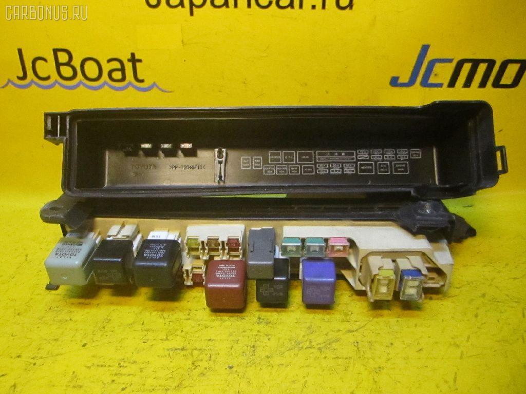 Блок предохранителей TOYOTA VISTA SV40 4S-FE. Фото 1