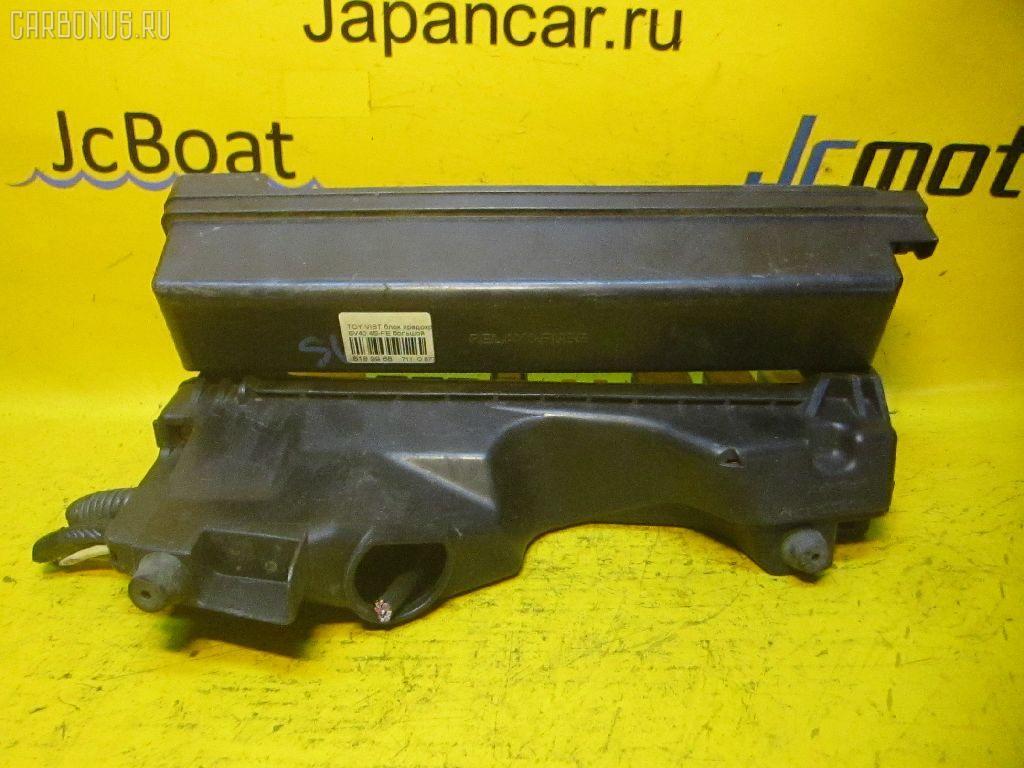 Блок предохранителей TOYOTA VISTA SV40 4S-FE. Фото 2