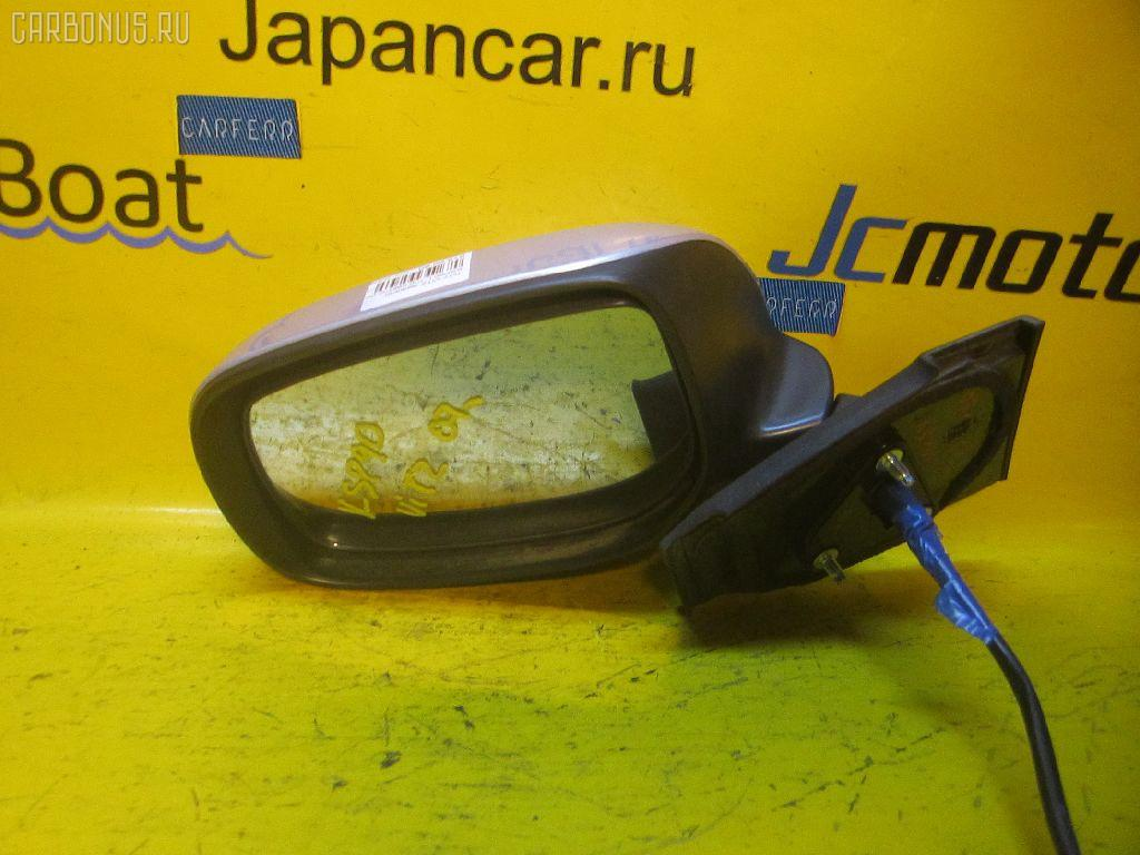 Зеркало двери боковой TOYOTA VITZ KSP90. Фото 11
