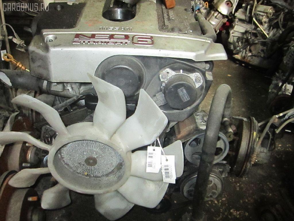 Двигатель NISSAN LAUREL HC35 RB20DE. Фото 7