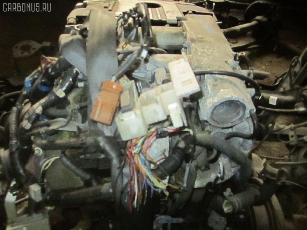 Двигатель NISSAN LAUREL HC35 RB20DE. Фото 11