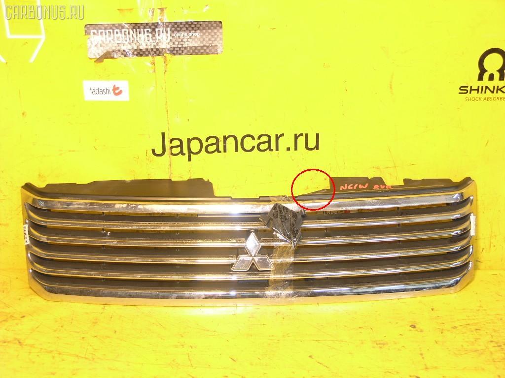 Решетка радиатора MITSUBISHI RVR N61W. Фото 10