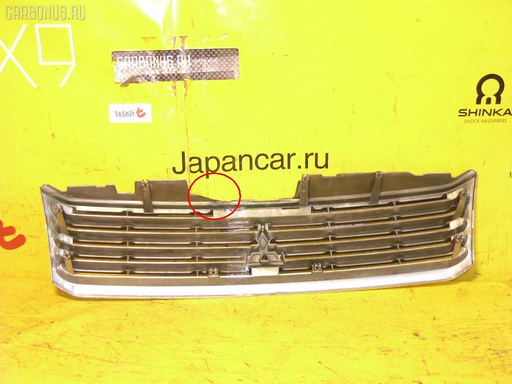 Решетка радиатора MITSUBISHI RVR N61W. Фото 11