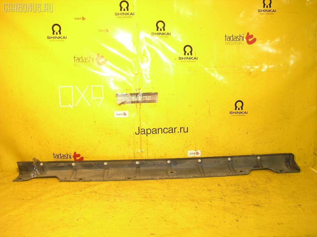 Порог кузова пластиковый ( обвес ) TOYOTA CARINA AT211. Фото 5