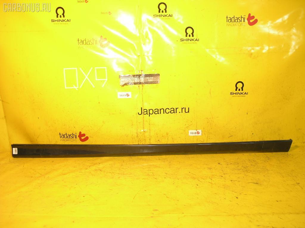 Порог кузова пластиковый ( обвес ) TOYOTA CARINA AT211. Фото 6