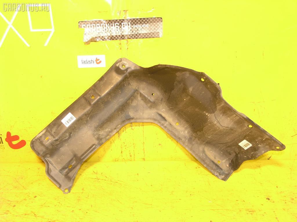 Защита двигателя TOYOTA COROLLA SPACIO NZE121N 1NZ-FE. Фото 11