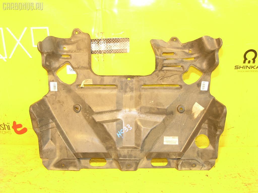 Защита двигателя NISSAN LAUREL HC33 RB20DE