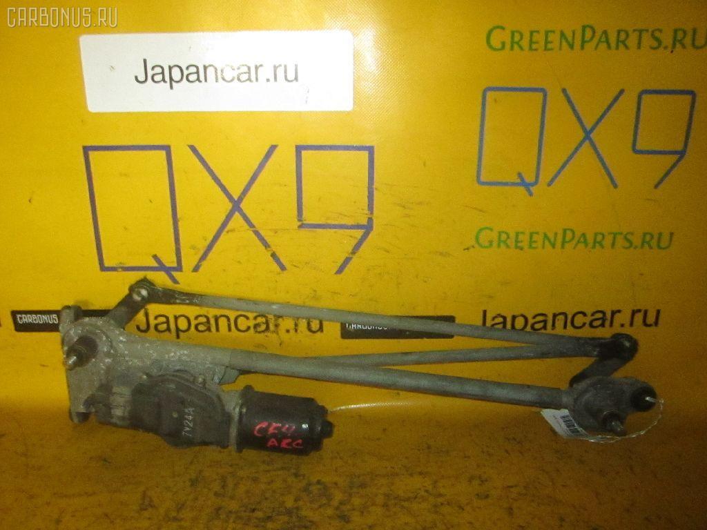 Мотор привода дворников HONDA ACCORD CF4. Фото 3