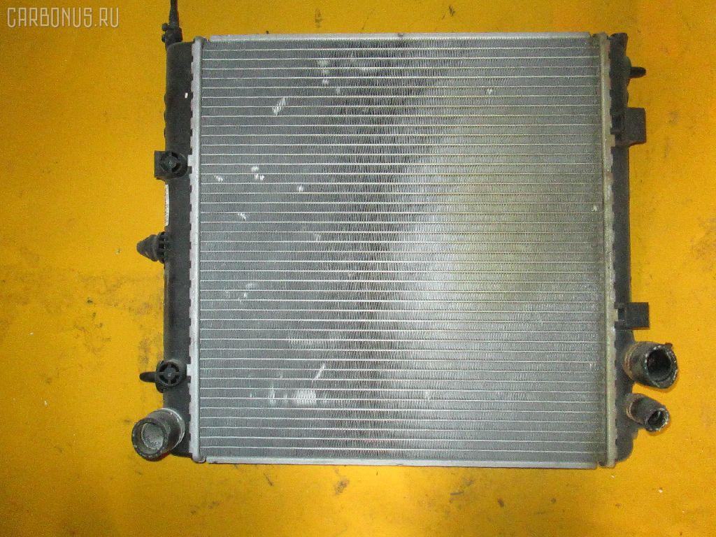 Радиатор ДВС CITROEN C3 FCKFV KFV-TU3JP Фото 1