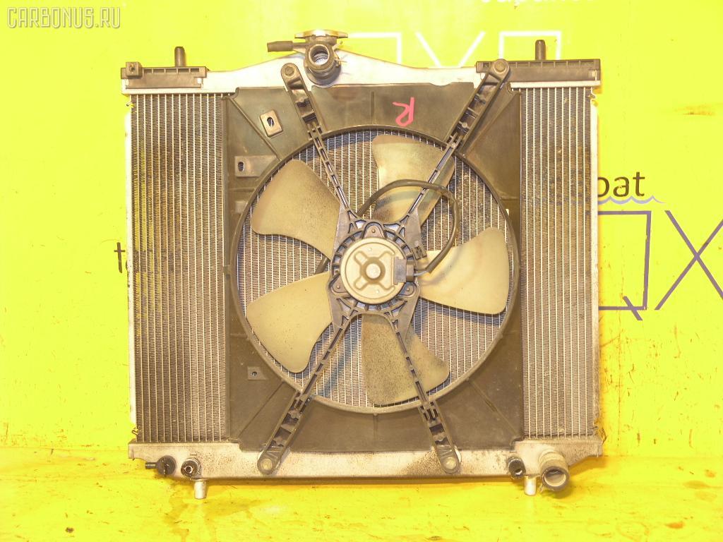 Радиатор ДВС DAIHATSU TERIOS KID J111G EF-DEM. Фото 6