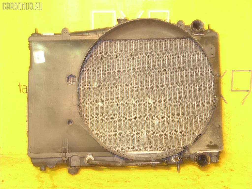Радиатор ДВС NISSAN LAUREL GC35 RB25DE. Фото 10