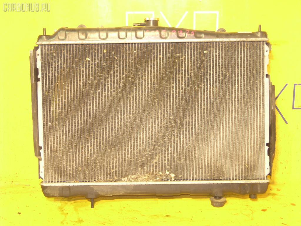 Радиатор ДВС NISSAN LAUREL GC35 RB25DE. Фото 11