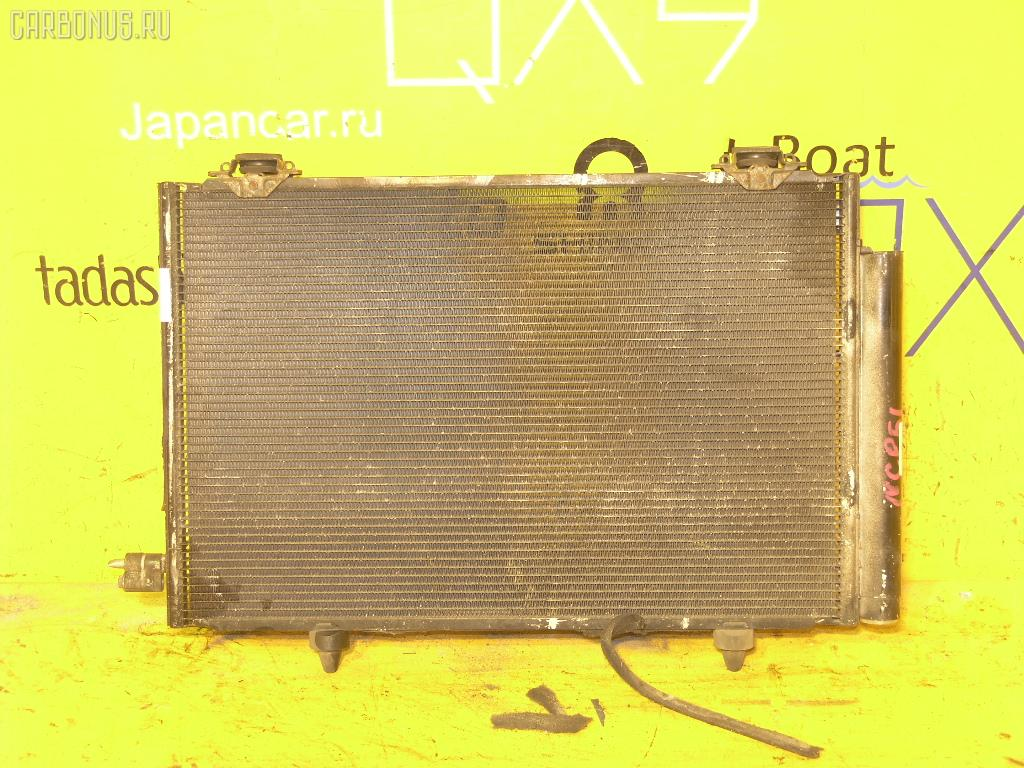 Радиатор кондиционера TOYOTA PROBOX NCP51V 1NZ-FE. Фото 7