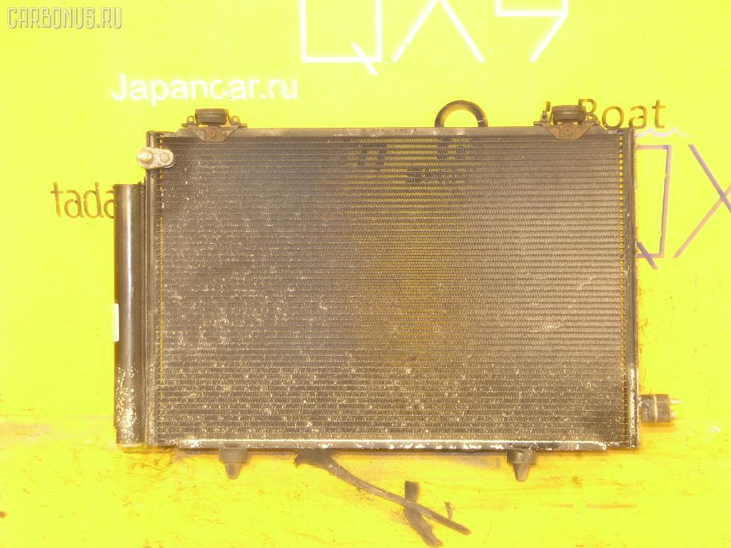 Радиатор кондиционера TOYOTA PROBOX NCP51V 1NZ-FE. Фото 8