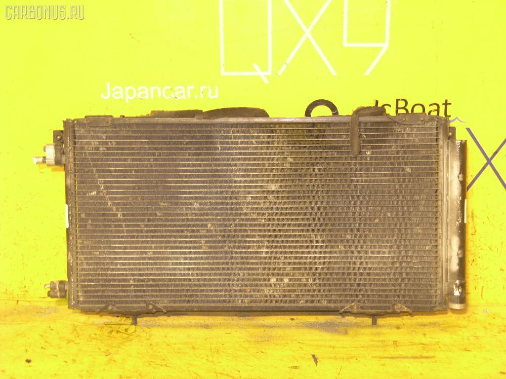 Радиатор кондиционера SUBARU LEGACY B4 BE5 EJ20. Фото 3