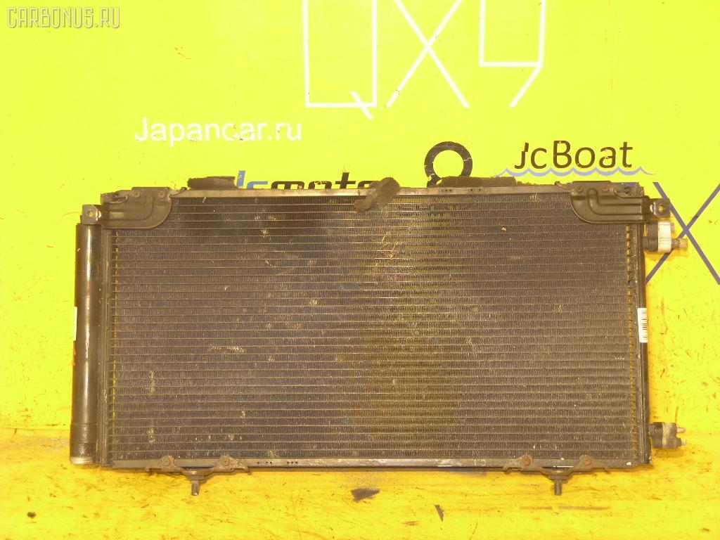 Радиатор кондиционера SUBARU LEGACY B4 BE5 EJ20. Фото 4