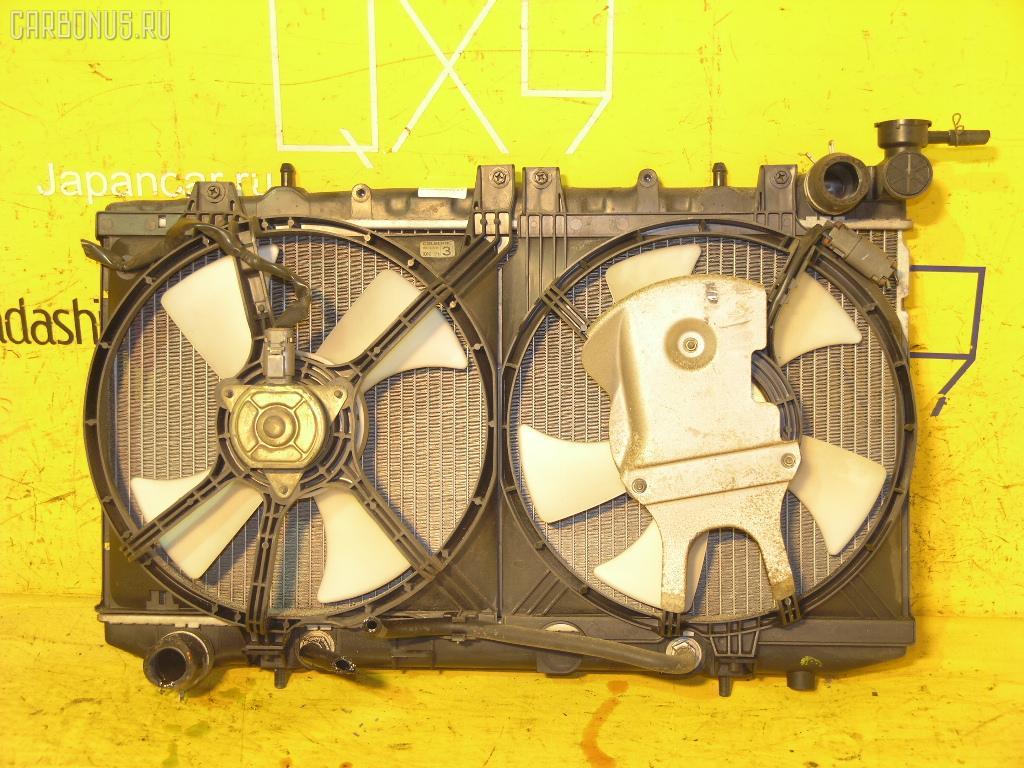 Радиатор ДВС NISSAN PULSAR FNN15 GA15DE. Фото 4