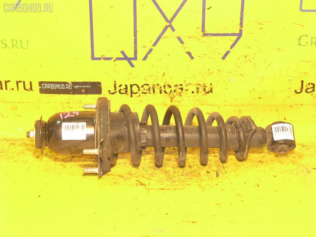 Стойка TOYOTA COROLLA RUNX NZE124 1NZ-FE. Фото 1