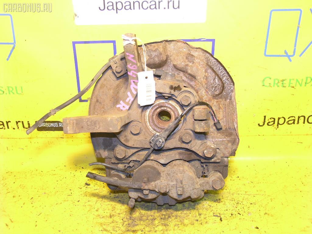 Ступица MITSUBISHI CHARIOT GRANDIS N94W 4G64. Фото 5