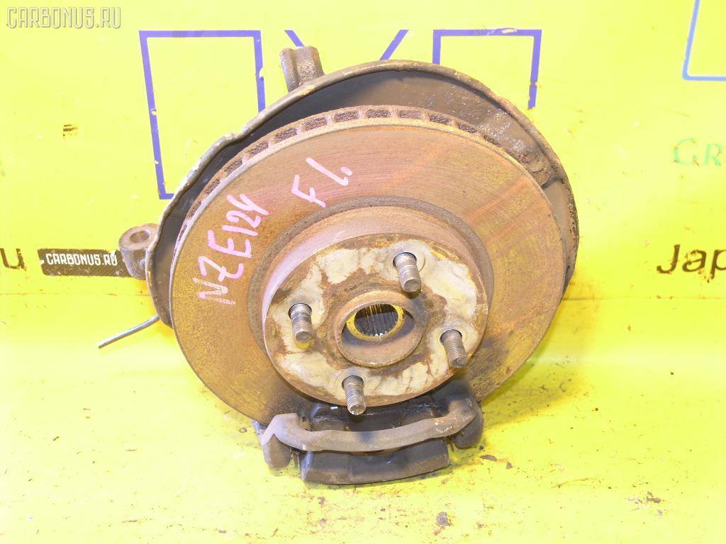 Ступица TOYOTA COROLLA RUNX NZE124 1NZ-FE. Фото 1