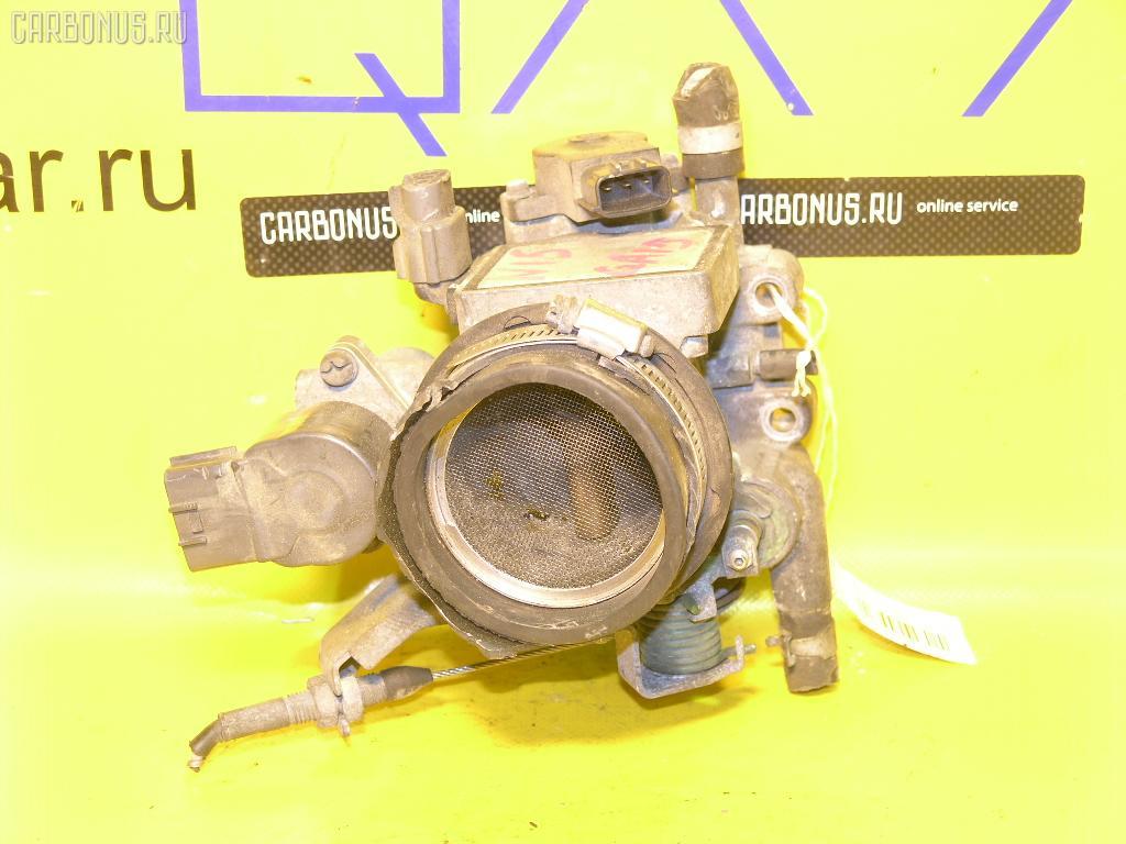 Дроссельная заслонка NISSAN PULSAR FN15 GA15DE. Фото 2