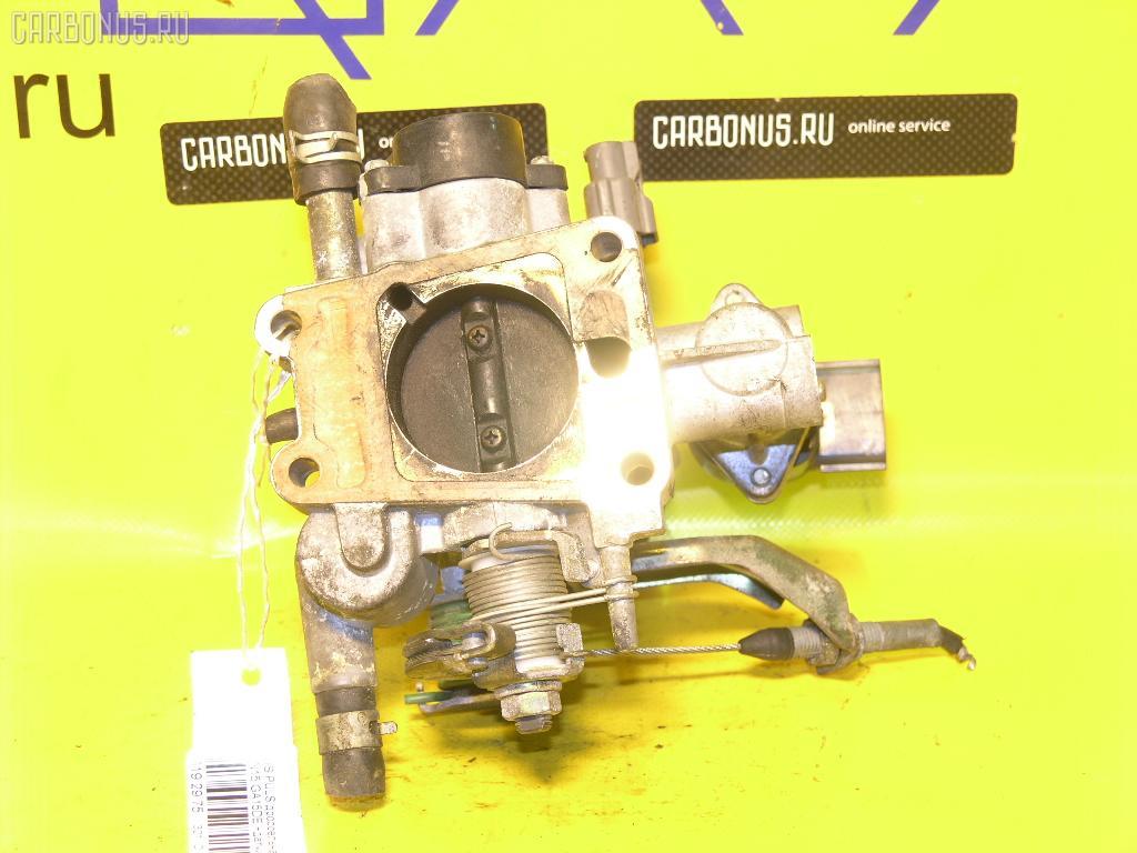 Дроссельная заслонка NISSAN PULSAR FN15 GA15DE. Фото 3