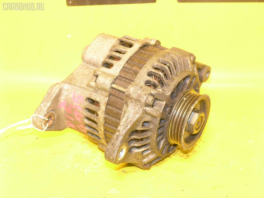 Генератор NISSAN PULSAR FN15 GA15DE. Фото 6