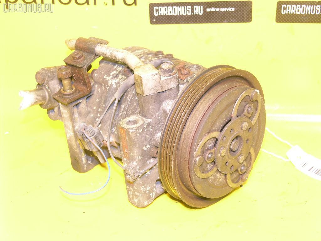 Компрессор кондиционера NISSAN PULSAR FN15 GA15DE. Фото 4