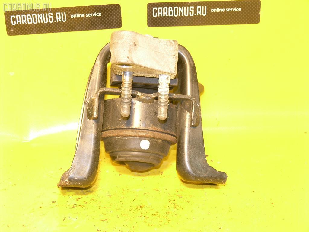 Подушка двигателя TOYOTA WISH ZNE10G 1ZZ-FE. Фото 5