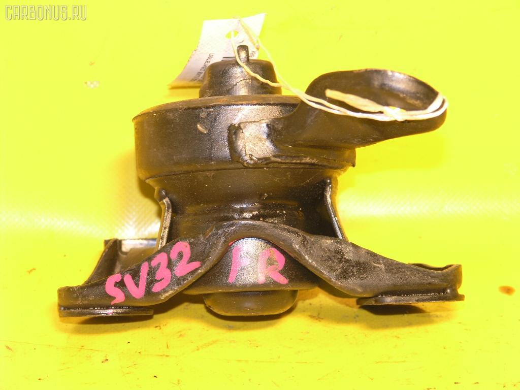 Подушка двигателя TOYOTA SV32 3S-FE. Фото 1