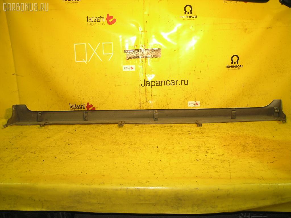Порог кузова пластиковый ( обвес ) HONDA CIVIC EU1. Фото 6