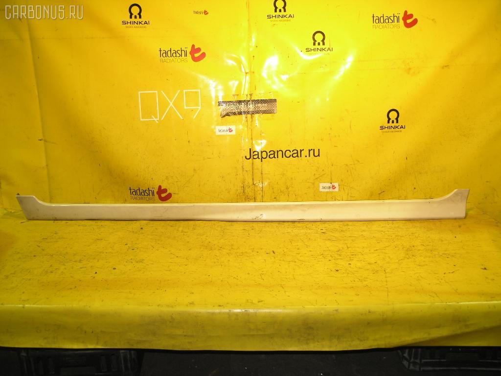 Порог кузова пластиковый ( обвес ) HONDA CIVIC EU1. Фото 7